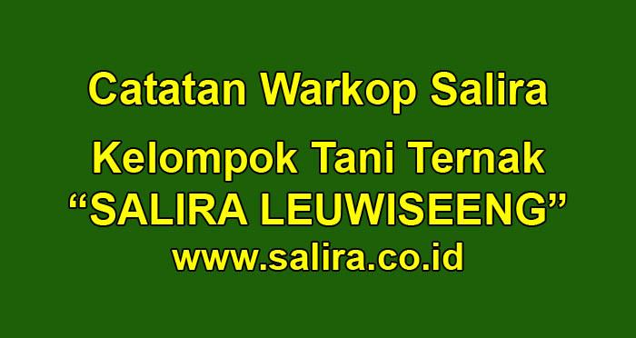 Catatan Warkop Salira